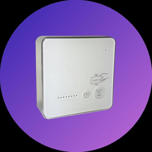 SIP Door Intercom with RFID