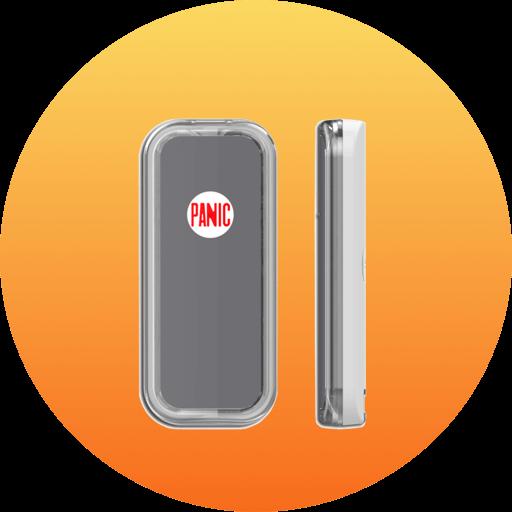 Z-Wave remote Panic button
