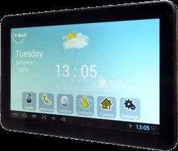 SIP Intercom monitor