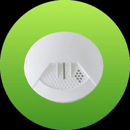 Z-Wave Smoke Detector