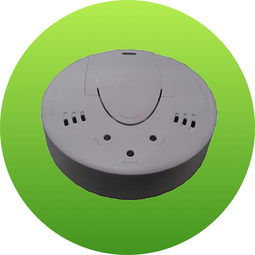 Z-Wave CO Detector